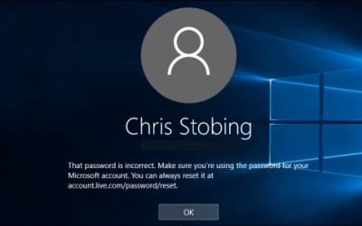 چگونه پسورد Windows 10 را بازیابی کنیم؟
