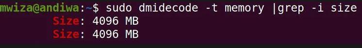 اطلاعات سخت افزار در Linux